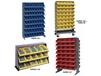 PICK RACK SYSTEMS - SLOPED SHELVING UNITS