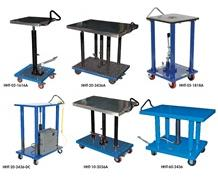 1, 2 or 4 POST HYDRAULIC LIFT TABLES